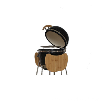 Ceramic Kamado For Outdoor Living